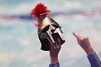 Helmet AQUA CENTURIONS<br /> Napoli 13-10-2019 Piscina Felice Scandone <br /> ISL International Swimming League <br /> Photo Cesare Purini/Deepbluemedia/Insidefoto