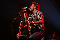 Dierks Bentley performs at the NOKIA Theatre