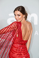 CAP D'ANTIBES, FRANCE - JULY 16:  Lara Leito at the amfAR Cannes Gala 2021 during the 74th Annual Cannes Film Festival at Villa Eilenroc on July 16, 2021 in Cap d'Antibes, France. <br /> CAP/GOL<br /> ©GOL/Capital Pictures