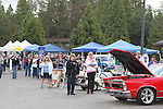 """Western Regional Pontiac at The Pines 3 ~ Convention and Car Show, Bass Lake CA. Sept 25 - 28, 2014. Pontiacs of Central California Car Club, POCI.<br /> <br /> Happy 50th Birthday GTO<br /> <br /> Photos by Joelle Leder Photography Studio © 2014, Event Photographer, <br /> <br /> Regional Car Show, Pontiac Car Show, <br /> <br /> Venue and Excursions - The Pine Resort, Bass Lake California, Yosemite Sugar Pine Railroad, Bass Lake Queen Boat Tour, Wine & Cheese Boat Ride, Yosemite Sierras Visitors Bureau, Discover Yosemite Transportation, Hilmar Cheese Company, Milla Vineyards, Cru Wine Company, Birdstone Winery, Fresno State Winery, Chateau Lasgoity Winery, LoMac Winery.<br /> <br /> Sponsored by Kitahara Buick GMC Dealership, Fresno, CA   Bonander Auto, Truck & Trailer Group, Bakersfield, Merced, Turlock   The Fahrney Automative Group, Selma, CA   GearHead Designs, GearHead Motorsports, creator of the Pontiac Superchargers.<br /> <br /> Entertainment by Jeremy Pearce's Tribute to the King, """"Elvis"""" and Rhonda as Marilyn Monroe<br /> <br /> Fundraiser for Honor Flight in Central Valley and Big Brothers, Big Sisters of Central Valley"""