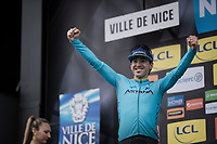 Ion Izagirre (ESP/Astana) wins Stage 8: Nice to Nice (110km)<br /> <br /> 77th Paris - Nice 2019 (2.UWT)<br /> <br /> ©kramon
