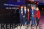 Minister Brendan Griffin, Kerry Mayor Niall Kelliher, Moira Murrell County Manager, Killarney Mayor Michael Gleeson and Angela Killarney Town manager