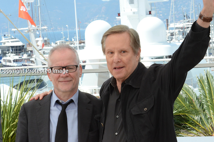 William Friedkin attends the La Lecon De Cinema photocall during the 69th annual Cannes Film Festival at the Palais des Festivals on May 18, 2016 in Cannes, France.
