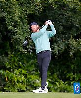 2nd July 2021; Mount Juliet Golf Club, Kilkenny, Ireland; Dubai Duty Free Irish Open Golf, Day Two; Tommy Mcilroy of Northern Ireland tees off on the 13th hole