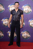 "Davood Ghadami<br /> at the launch of the new series of ""Strictly Come Dancing, New Broadcasting House, London. <br /> <br /> <br /> ©Ash Knotek  D3298  28/08/2017"