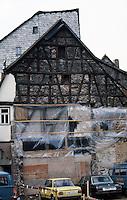 Wertheim: Renovation of 15th century building.