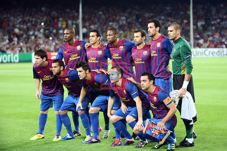 Fc Barcelona Vs Ac Milan 2 2 Uefa Champions League Season 1 Silver Press Agency