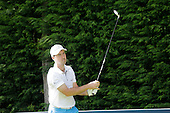 Niall KEARNEY (IRL) during round 2 of the 2015 BMW PGA Championship over the West Course at Wentworth, Virgina Water, London. 22/05/2015<br /> Picture Fran Caffrey, www.golffile.ie: