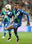 WfL Wolfsburg's Bruno Henrique during Champions League 2015/2016 Quarter-finals 2nd leg match. April 12,2016. (ALTERPHOTOS/Acero)