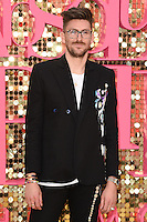 """Henry Holland<br /> arrives for the World Premiere of """"Absolutely Fabulous: The Movie"""" at the Odeon Leicester Square, London.<br /> <br /> <br /> ©Ash Knotek  D3137  29/06/2016"""