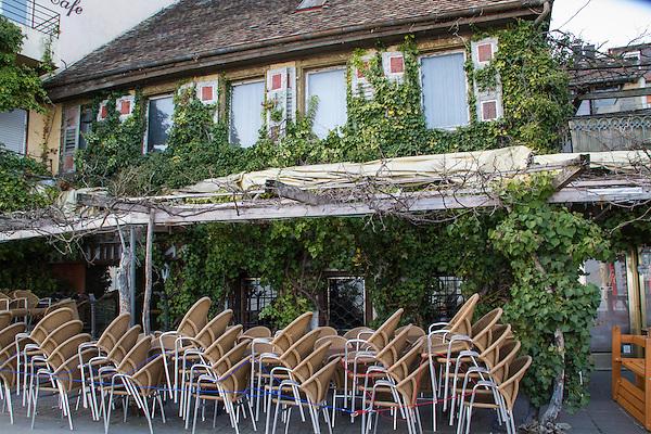 Friedrichshafen on Lake Bodensee, Germany,