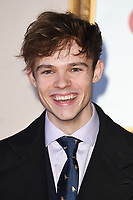 "Jonas Moore<br /> arriving for the ""Surviving Christmas with the Relatives"" premiere at the Vue Leicester Square, London<br /> <br /> ©Ash Knotek  D3461  21/11/2018"