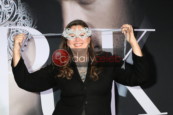 "Camryn Manheim<br /> at the ""Fifty Shades Darker"" World Premiere, The Theater at Ace Hotel, Los Angeles, CA 02-02-17<br /> David Edwards/DailyCeleb.com 818-249-4998"
