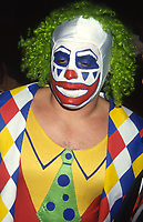 DoinK The Clown 1993                                            Photo By John Barrett/PHOTOlink