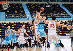 Etland Elephants vs Xinjiang Guanghui Flying Tigers during the Summer Super 8 at the Macao East Asian Games Dome on July 17, 2018 in Macau, Macau. Photo by Marcio Rodrigo Machado / Power Sport Images