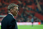 Southampton 0 Everton 0, 23/01/2013. St Mary's, Premier League. Everton manager David Moyes. Photo by Simon Gill