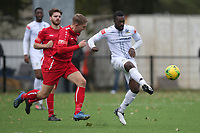 Sean Bonnett-Johnson of Romford during Romford vs Aveley, Pitching In Ishmian League North Division Football at Mayesbrook Park on 26th September 2020