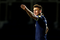 23rd February 2021; Kenilworth Road, Luton, Bedfordshire, England; English Football League Championship Football, Luton Town versus Millwall; Alex Pearce of Millwall