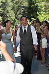 Joelle Leder Photography © 2013<br /> The Ahwahnee Hotel Wedding Yosemite National Park Summer July 14 2013, Tenaya Lodge Rehersal Dinner, summerdale, BBQ, July 13, 2014, Fish Camp, California