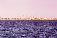 Kuwait November 1966.  Kuwait Oil Company Refinery, Ahmadi.