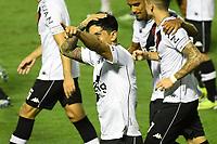Volta Redonda (RJ), 30/03/2021  - Fluminense-Vasco - German Cano, jogador do Vasco comemora seu gol,durante partida contra o Fluminense,válida pela 7ª rodada da Taça Guanabara 2021,realizada no Estádio Raulino de Oliveira,na cidade de Volta Redonda,(RJ),nesta terça-feira (30).