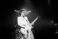 MOTORHEAD,<br /> Juillet 1983,<br /> au Spectrum de<br /> Montreal, CANADA<br /> <br /> PHOTO :  Agence Quebec Presse