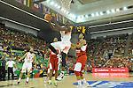 20140830. 2014 FIBA Basketball World Cup. Group Phase. Day 2.