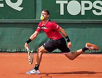 The Hague, Netherlands, 26 July, 2016, Tennis,  The Hague Open, Inigo Cervantes (ESP)<br /> Photo: Henk Koster/tennisimages.com