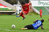 Patriotas Boyaca vs Deportivo Pereira, 07-11-2020. LBP_2020