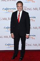 "BURBANK, CA - DECEMBER 09: Bradley Whitford arriving at the U.S. Premiere Of Disney's ""Saving Mr. Banks"" held at Walt Disney Studios on December 9, 2013 in Burbank, California. (Photo by Xavier Collin/Celebrity Monitor)"