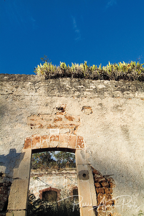 Ruines du bagne