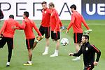 Atletico de Madrid's coach Diego Pablo Cholo Simeone during training session. April 4,2016.(ALTERPHOTOS/Acero)