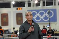 SPEEDSKATING: 15-02-2020, Utah Olympic Oval, ISU World Single Distances Speed Skating Championship, Eric Heiden, ©photo Martin de Jong