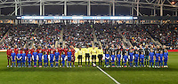 Chester, Pa. - March 1, 2017: The U.S. Women's National team defeat Germany 1-0 in the 2017 SheBelieves Cup at Talen Energy Stadium.