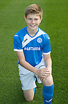 St Johnstone Academy Under 13's…2016-17<br />Craig Donald<br />Picture by Graeme Hart.<br />Copyright Perthshire Picture Agency<br />Tel: 01738 623350  Mobile: 07990 594431