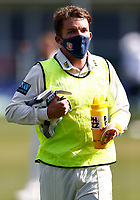 Matt Milnes on drinks duty for Kent during Kent CCC vs Northamptonshire CCC, LV Insurance County Championship Group 3 Cricket at The Spitfire Ground on 5th June 2021