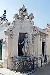 Rufina Cambaceres Tomb, La Recoleta Cemetery