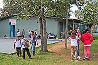 Centro das Crianças e Adolescentes da Prefeitura de Sao Paulo. Sao Paulo. 2015. Foto de Marcia Minillo.