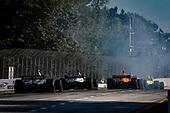 #20: Conor Daly, Ed Carpenter Racing Chevrolet, #30: Takuma Sato, Rahal Letterman Lanigan Racing Honda, #5: Pato O'Ward, Arrow McLaren SP Chevrolet