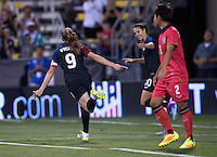 Columbus, OH - September 15, 2016: The USWNT defeated Thailand 9-0 during an international friendly at MAPFRE stadium.