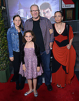 Ed O'Neil @ the VIP opening for The Wizarding World of Harry Potter held @ the Universal Studiio Hollywood.<br /> April 5, 2016