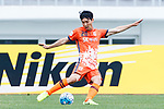 Jeju United Defender Cho Yonghyung in action during the AFC Champions League 2017 Round of 16 match between Jeju United FC (KOR) vs Urawa Red Diamonds (JPN) at the Jeju Sports Complex on 24 May 2017 in Jeju, South Korea. Photo by Yu Chun Christopher Wong / Power Sport Images