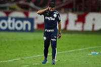 19th December 2020; Beira-Rio Stadium, Porto Alegre, Brazil; Brazilian Serie A, Internacional versus Palmeiras; Palmeiras manager Abel Ferreira