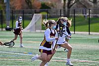 NT v LA Girls Lacrosse