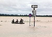 Southeastern Missouri Flooding ~ Wednesday, April 27, 2011