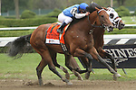 August 23, 2014: The Big Beast with Javier Castellano win the 30th running of the Grade I The Kettle One King's Bishop for 3-year olds, going 7 furlongs at Saratoga Racetrack. Trainer: Anthony Dutrow . Owner: Alex Lieblong and JoAnn Lieblong . Sue Kawczynski/ESW/CSM