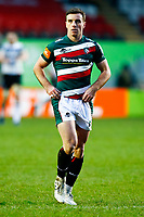 3rd January 2021; Welford Road Stadium, Leicester, Midlands, England; Premiership Rugby, Leicester Tigers versus Bath Rugby; George Ford of Leicester Tigers