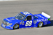 #68: Clay Greenfield, Clay Greenfield Motorsports, Rackley Roofing Toyota Tundra