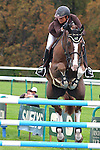 International Jumping in Chantilly France.Penelope Leprevost (FRA), riding Topinanbour.4th place