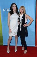 Zackary Drucker + Ella Giselle @ the NBC Universal summer 2016 press day held @ the Four Seasons Westlake Village.<br /> April 1, 2016